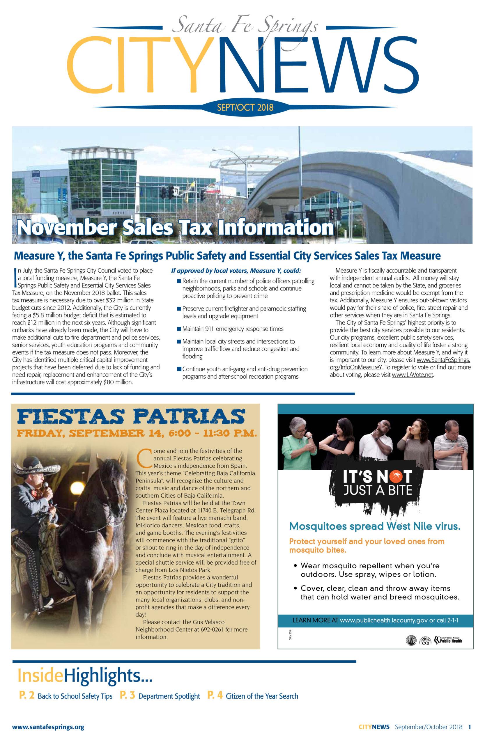 SFS city news